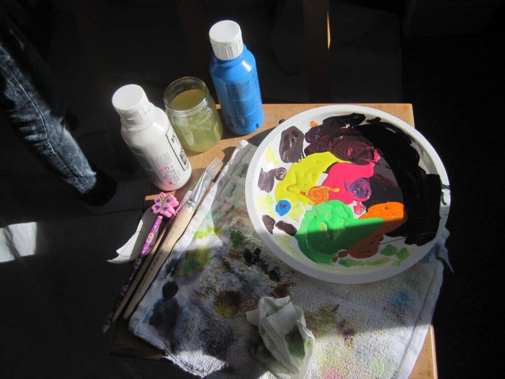 Kunstwerkstatt fuer Kinder IMG_2278