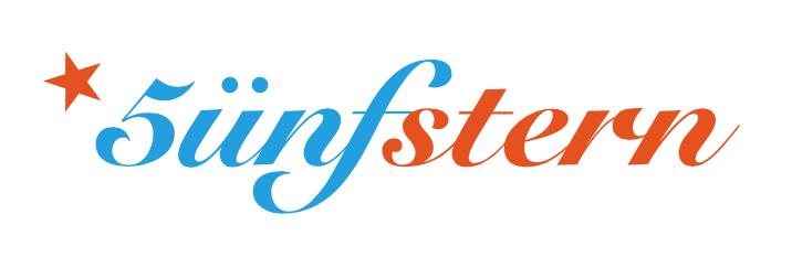 5ünfstern Logo